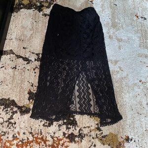 Disney Lace Maxi Skirt